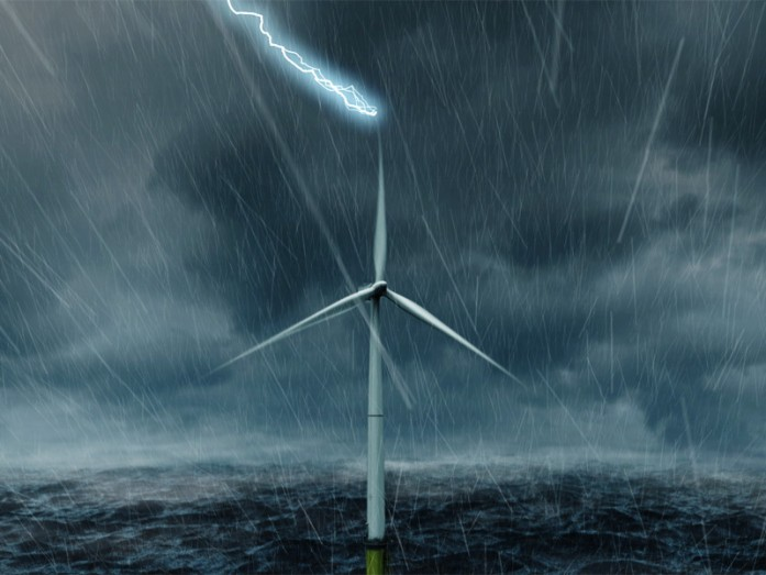 lightning-protection-wind-turbine