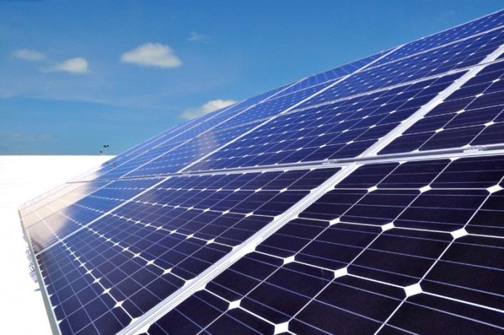 Pv system lighnting protection