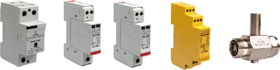 Surge arrester system is very important to protect radio communication